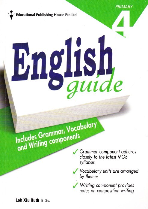 English GUIDE, Includes Grammar, Vocabulary and Writing…