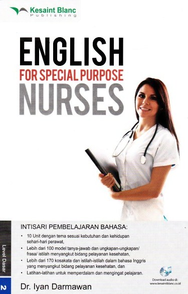 English for Special Purposes NURSES