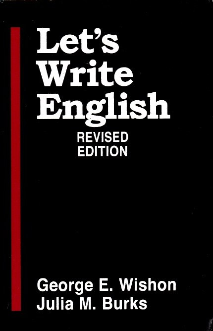 Let's Write English - Revised Edition