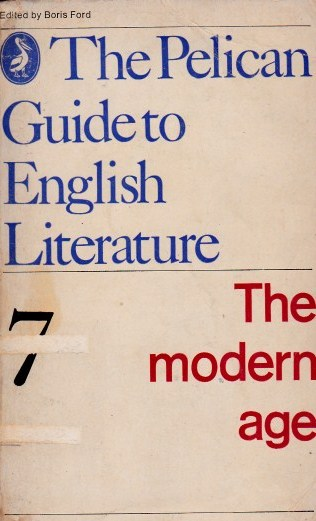 The Pelican Guide to English Literature