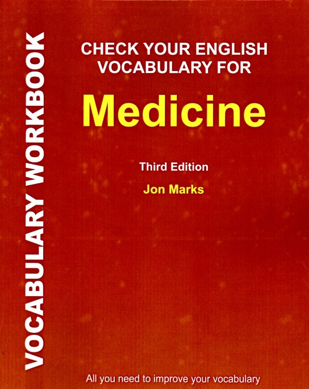 CHECK YOUR ENGLISH VOCABULARY FOR MEDICANE