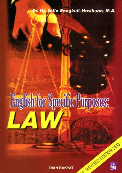 English for Specific Purposes LAW